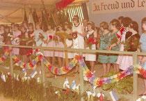 Portugieserfest 1965 und zugleich 75-jähriges Jubiläum des MGV.