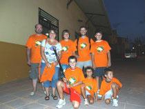 Grup de Voluntaris de l'Associació La Càbila d'Ayódar