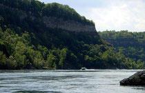 Jet Boat in der Niagara Schlucht