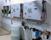 2 ActiWa®-Generatoren AWG150 mit Zubehör