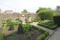 Jardin didactique de l'église de la Sainte Vierge de Grosage - Photo Emilie Nisolle (cliquez sur l'image pour agrandir)
