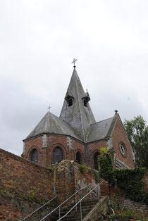 Chapelle Notre-Dame de la Fontaine - Emilie Nisolle