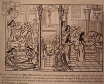 Îllustration de l'hôtel-Dieu de Paris