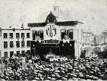 Chièvres - Cartes postales anciennes - Henri Rousseau