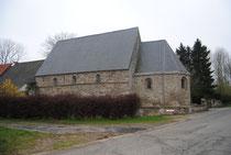 Chapelle de la Ladrerie - Photo de Emilie Nisolle