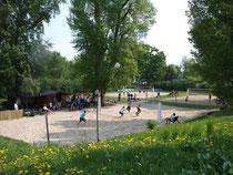 Saisonauftakt an der Alten Donau
