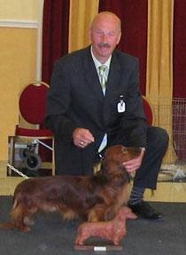 Peter Schneider mit Metaxa