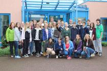 Klasse 10f in Cochem