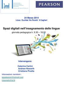 Spazi digitale nell'insegnamento delle lingue