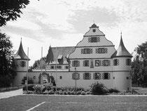 Deutschordenschloß Kirchhausen