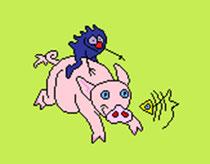 Sauseschwein
