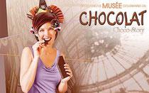Affiche Musée du Chocolat
