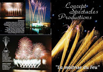 feu d'artifice MG Animation et CSP