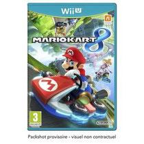 Mario Kart 8 disponible ici.