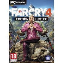 Far Cry 4 disponible ici.