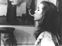 """Marie Dubois in """"Jules et Jim"""""""