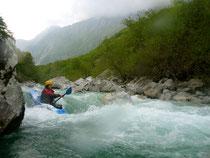 Unterwegs auf Wildwasser III
