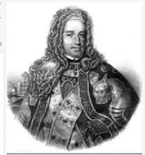 Kaiser Karl VI: regierte von 1711 bis 1740