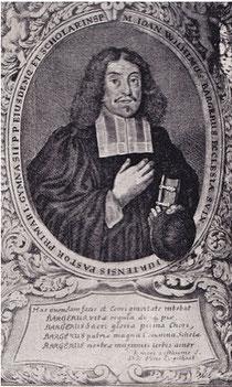 Johann Wilhelm Barger