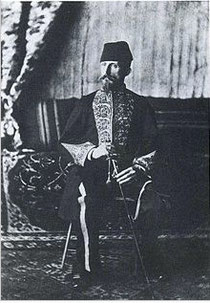 Giegler Pascha verstarb 1921