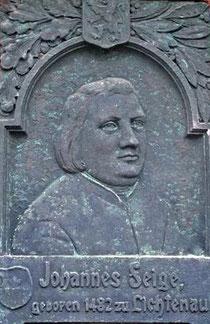 Kanzler Johann Feige