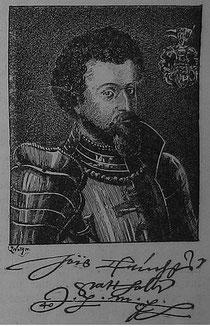 Truchseß Georg von Waldburg
