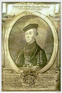 Herzog Franz von Lüneburg