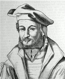 Andreas Osiander, geb. 19. Dezember 1498