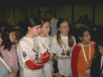 In Paderborn gewannen die Mädchen die Deutsche Meisterschaft