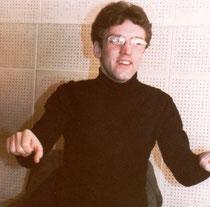 Drummer Wolfgang Schmidt