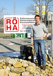 Inhaber Michael Römmelt