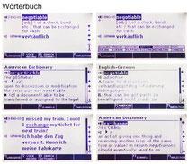 Bildschirm Wörterbuch Series3