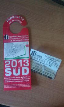 ...alles was von der NordBau 2013 über ist!
