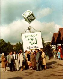 Exposition NAPOSTA 1981
