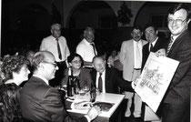15 éme anniversaire du Jumelage 1985 Haslach