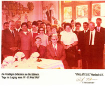 Echanges de 1967 à Jossigny