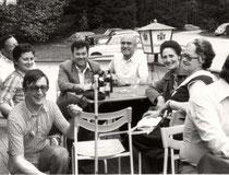 Haslach 1977 Instants de détente