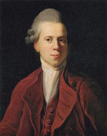 Portrait De N. ABILDGAARD                   par Juel JENS (1772