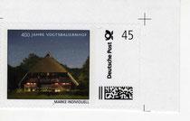 La ferme Vogtbauertnhof a 400 ans