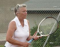 Marita Paul blieb im Einzel und Doppel unbesiegt am Wochenende