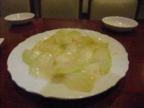 冬瓜と貝柱の煮ものbay香廣楼