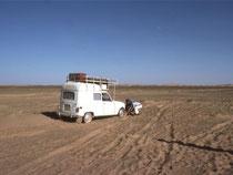 Quelque part dans le sud algérien 10/1975
