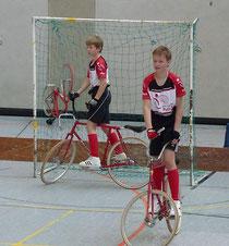 Maximilian Rudolph und Paul Lukas Pichler