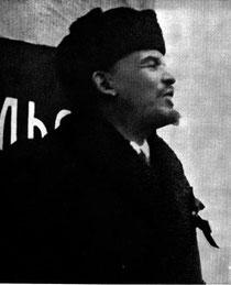 Vladimir Iljitsch Uljanow Lenin