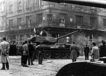 Ungarnopstanden i 1956