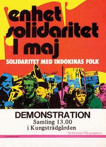 'De förenade FNL-grupperna' i 1973