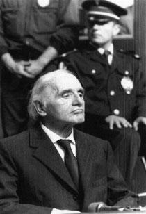 Gestapochef Klaus Barbie