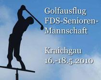 Ausflug Seniorenmannschaft 2010, St. Leon-Rot, Wiesloch, Östringen. Golf-Club Freudenstadt. Foto Rainer Sturm stormpic.de