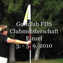 Clubmeisterschaft 2010, Einzel. Golf-Club Freudenstadt. Foto Rainer Sturm stormpic.de