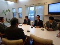 全国住環境改善事業協会本部のスズコーが東京電力より取材を受けました